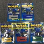 ล็อคมอเตอร์ไซค์ Solex 9030 ล็อคดิสรถมอเตอร์ Solex ที่แข็งแรงที่สุด SAFE SHOP คลองถม
