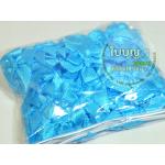 โบว์จิ๋ว สีฟ้า (100 ชิ้น/ถุง)