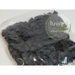 โบว์จิ๋ว สีดำ (100 ชิ้น/ถุง)
