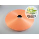 สีส้มอ่อน (ลูกโป่ง เนื้อทราย เบอร์ 2 ม้วนใหญ่)