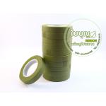 ฟลอร่าเทป สีเขียวขี้ม้า (จีน) 0.5นิ้วx20หลา (1 โหล)