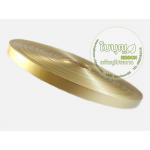 สีทอง (Lovely Bow เงา 12มิล ม้วนใหญ่ 300 หลา)