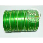 สีเขียว เข้มพิเศษ (TW ขอบทอง 12มิล ม้วนเล็ก)