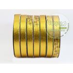 สีทองเข้ม (TW ฟลอยด์ทราย 12มิล ม้วนเล็ก)