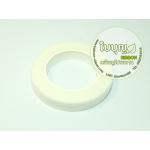 ฟลอร่าเทป สีขาว (จีน) 0.5นิ้วx20หลา (ม้วน)