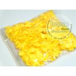 โบว์จิ๋ว สีเหลืองทอง (100 ชิ้น/ถุง)