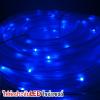 รุ่น L04-BLUE ไฟท่อประดับ 100LED โซล่าเซลล์(แสงสีน้ำเงิน)