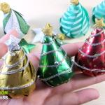 เหรียญโปรยทานต้นคริสต์มาส by ใบบุญ ริบบิ้น