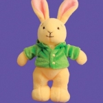 Music for Little Mozarts : Plush Toy - J. S. Bunny