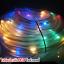 รุ่น L04-RGB ไฟท่อประดับ 100LED โซล่าเซลล์(แสงสีสัน) thumbnail 1