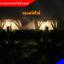 โคมไฟปักสนามโซล่าเซลล์(หัวทรงเพชร) 1LED แสงวอร์ม (แพค 4ชิ้น) thumbnail 5