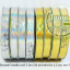 ริบบิ้นพลาสติกเลเซอร์ ลายเส้น เบอร์ 2 TW (ยาว 50 หลา กว้าง 1.2 cm) thumbnail 1